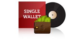 Single wallet Comeon