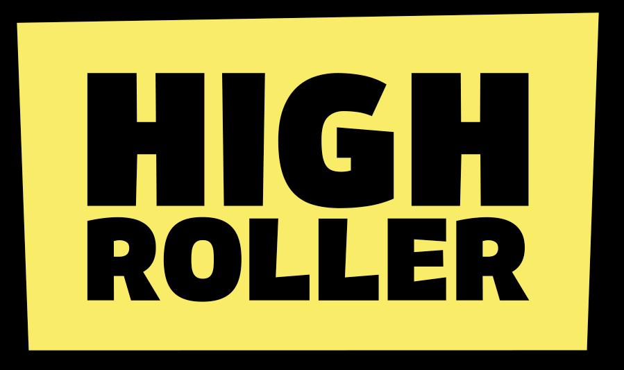 Highrollercasino webbplats